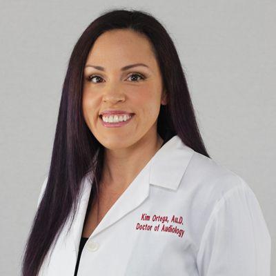 Kim Ortega,  Au.D.